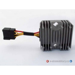 Regulátor dobíjení s usměrňovačem 12V, 3-fáze 350W