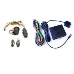 Motoalarm + Lokalizátor GPS Locator