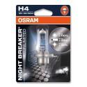12V H4 60/55W Night breaker unlimited 1Ks - Blister