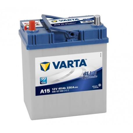 Autobaterie Varta 12V 40Ah Blue Dynamic 540 127 033