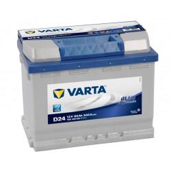 Autobaterie Varta 12V 60Ah Blue Dynamic 560 408 054