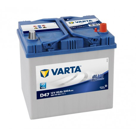Autobaterie Varta 12V 60Ah Blue Dynamic 560 410 054