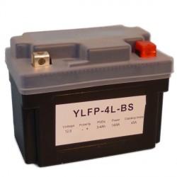Motobaterie Lithiová YTX4L-BS 12V 3-4Ah