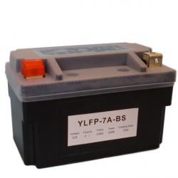 Motobaterie Lithiová YTX7A-BS, 12V 4-8Ah