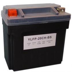 Motobaterie Lithiová YB16B-A,YTX20CH,YTX20CH-BS, 12V 16-24Ah