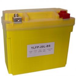 Motobaterie Lithiová YB16L-B,YB16CL-B,YB16HL-A-CX, YB18L-A,YTX20,YTX20L,YTX20L-BS, 12V 16-24Ah