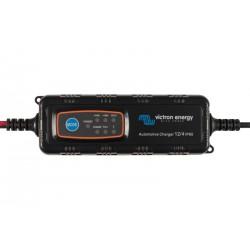 Nabíječka baterií IP65 12V/4A-12V/0,8A + DC konektor