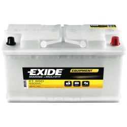 Trakční baterie EXIDE EQUIPMENT 12V 100Ah ET650