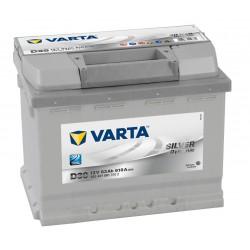 Autobaterie VARTA SILVER Dynamic 12V 63Ah 610A, LEVÁ, 563 401, D39