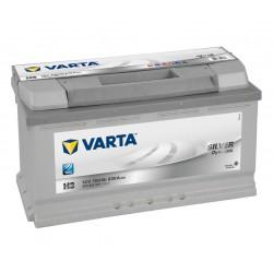 Autobaterie VARTA SILVER Dynamic 12V 100Ah 830A, 600 402 083, H3