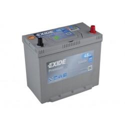 Autobaterie EXIDE Premium 12V 45Ah 390A EA456