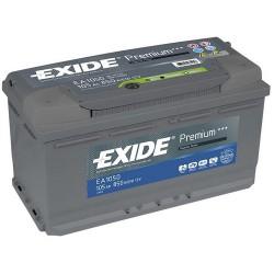 Autobaterie EXIDE Premium 12V 105Ah 850A EA1050