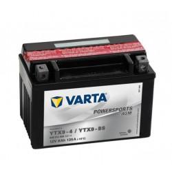 Varta Motobaterie AGM 12V 8Ah YTX9-4 / YTX9-BS